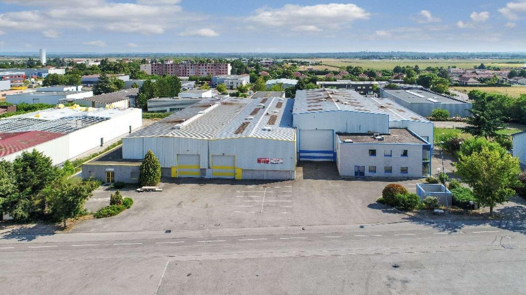 Activités/entrepôt Beligneux, 01360 - ENTREPOT À VENDRE LYON NORD - AIN - 10624500