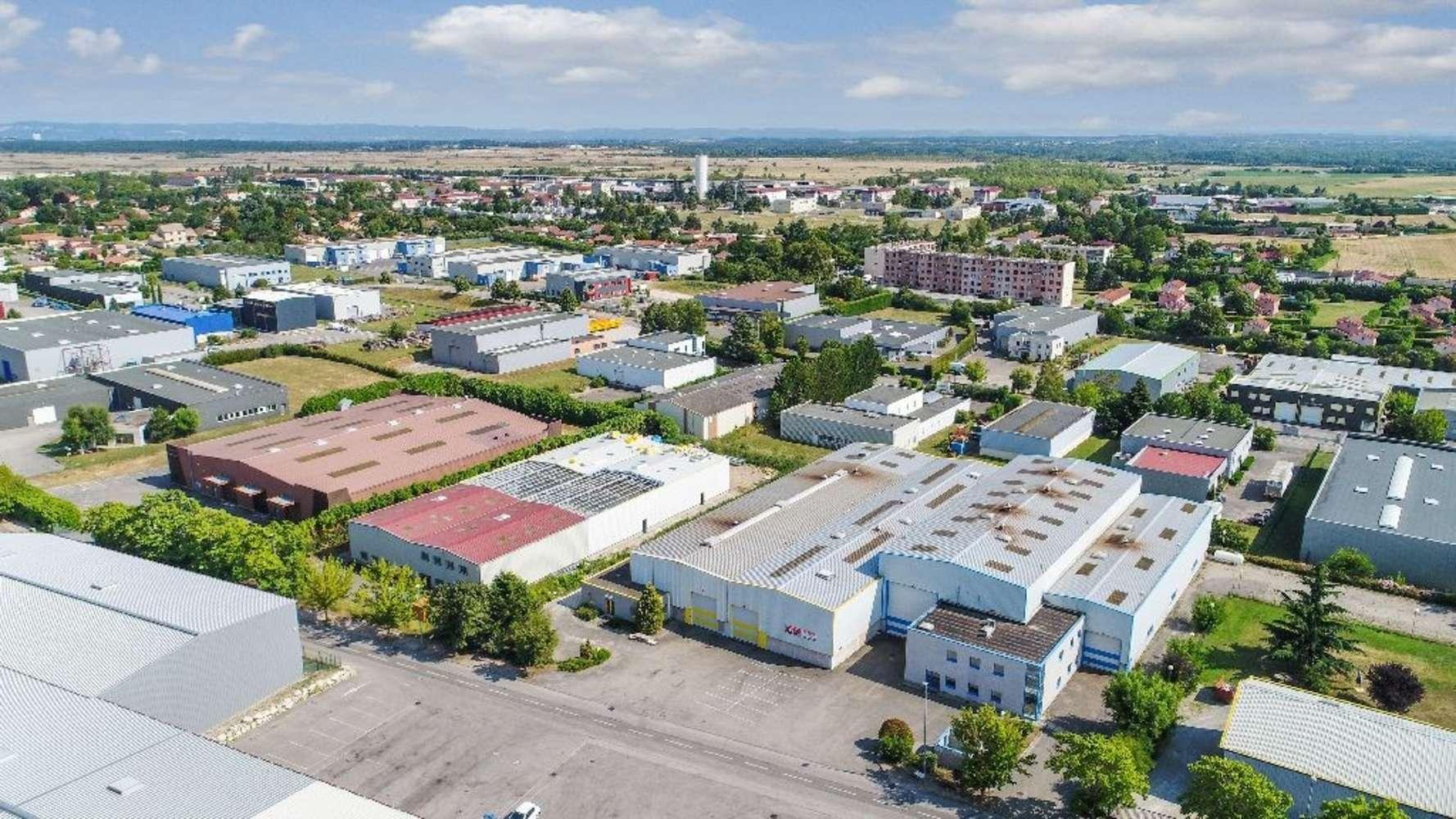 Activités/entrepôt Beligneux, 01360 - ENTREPOT À VENDRE LYON NORD - AIN - 10624502