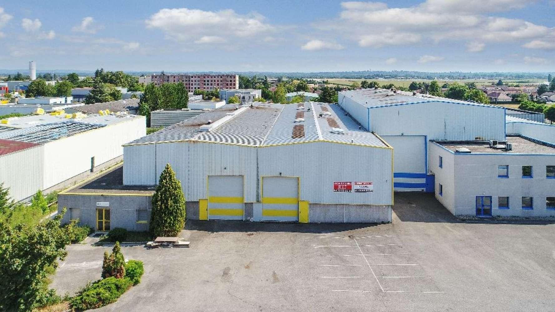 Activités/entrepôt Beligneux, 01360 - ENTREPOT À VENDRE LYON NORD - AIN - 10624503