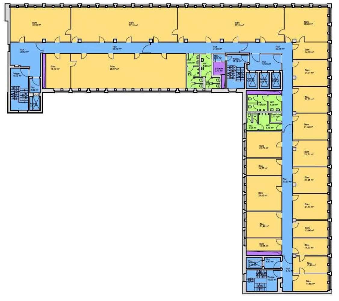 Büros Neuss, 41460 - Büro - Neuss - D0512 - 10626859