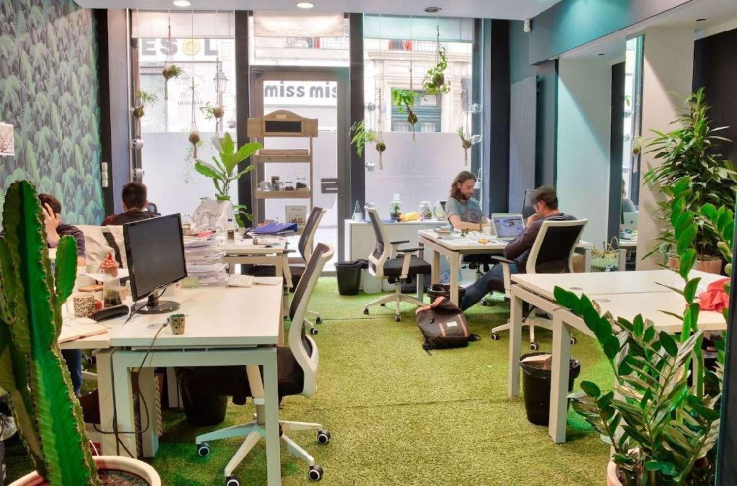 Bureaux Paris, 75002 - DESKEO SENTIER - 10629386