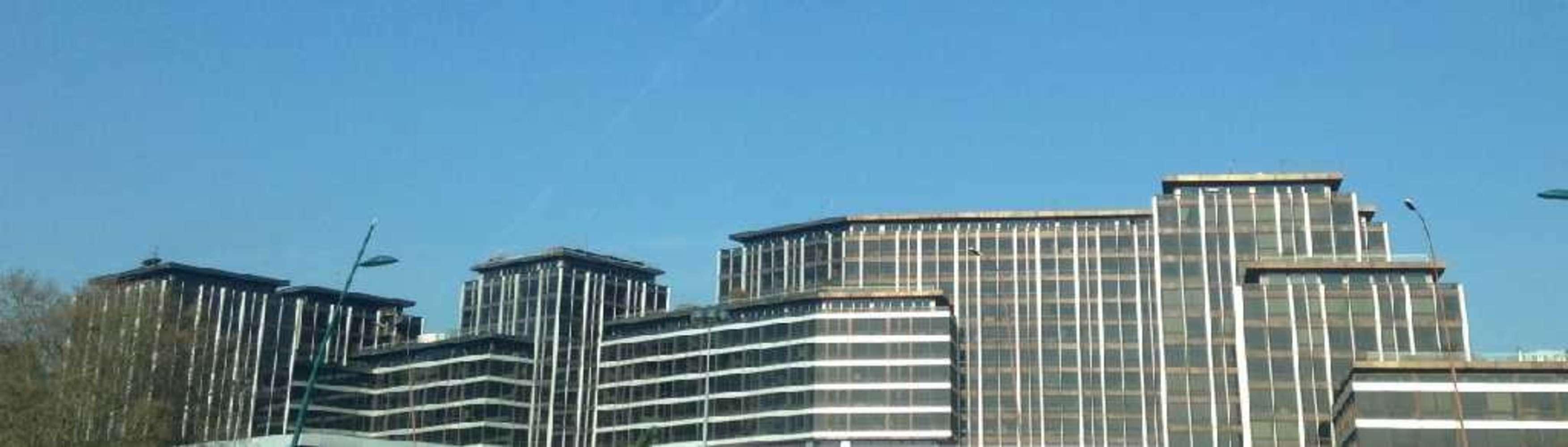 Bureaux St cloud, 92210 - LES BUREAUX DE LA COLLINE - BAT A - 10638127