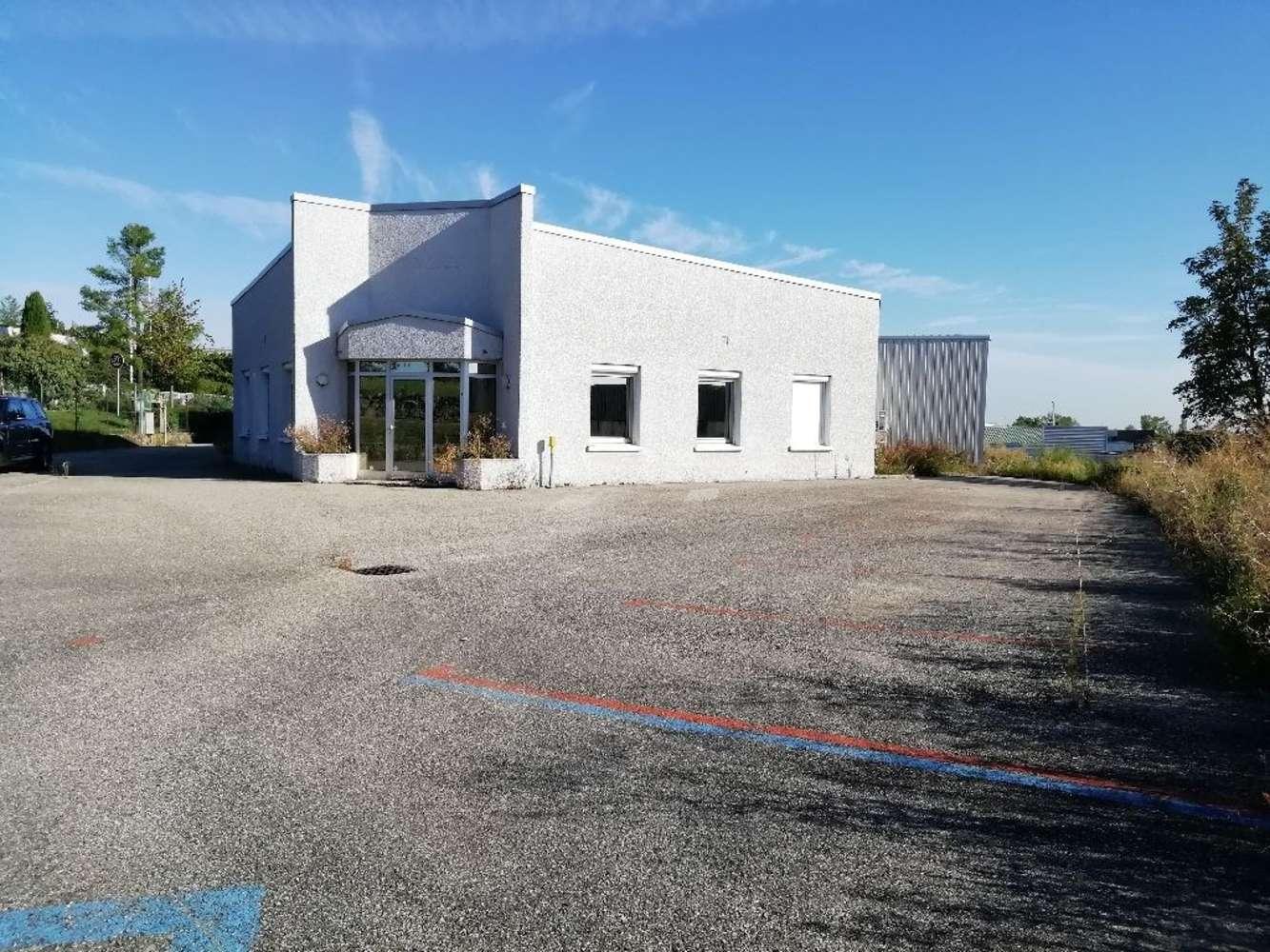 Activités/entrepôt Taluyers, 69440 - ENTREPOT À LOUER OU À VENDRE LYON SUD - 10648518