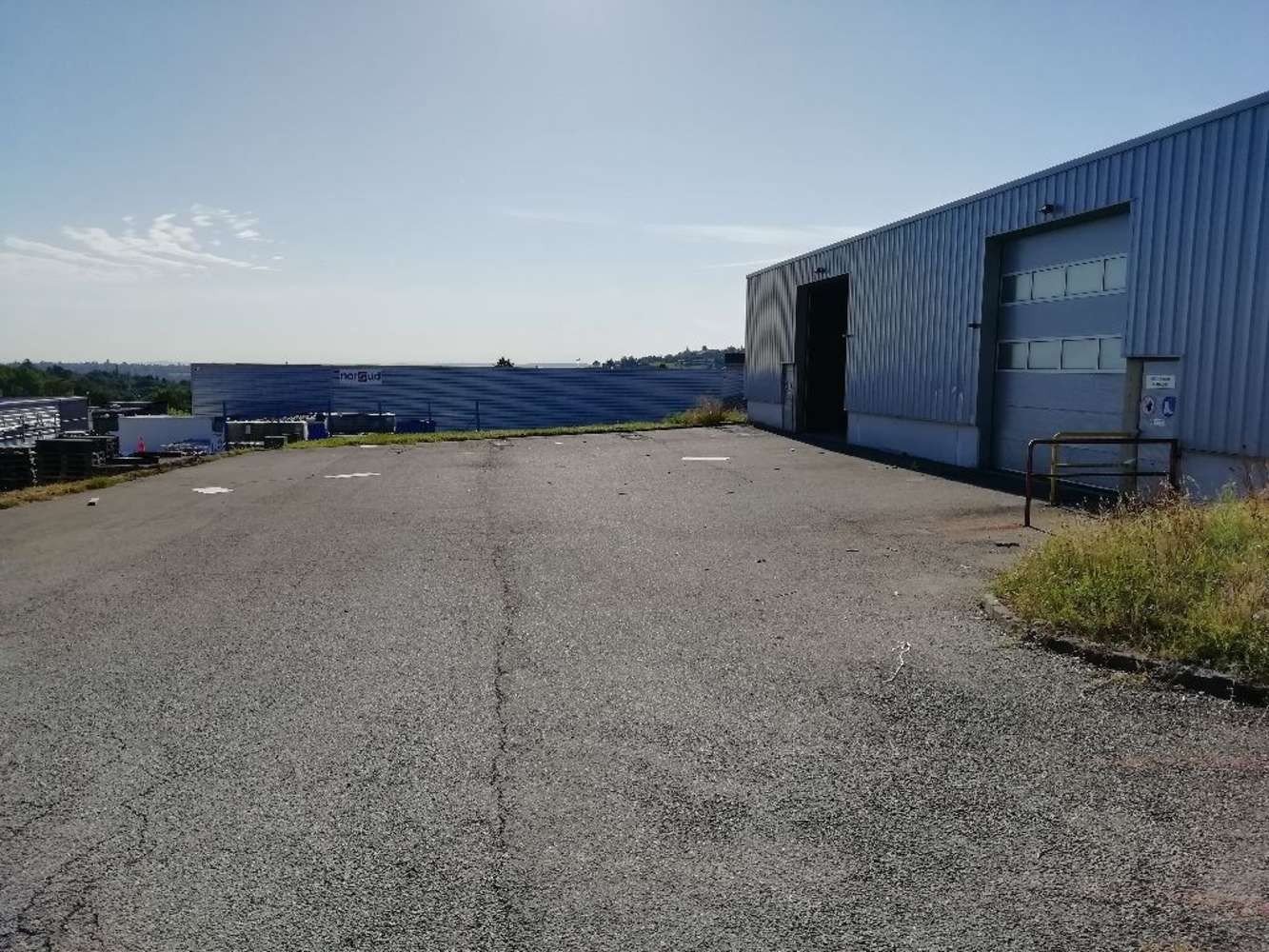 Activités/entrepôt Taluyers, 69440 - ENTREPOT À LOUER OU À VENDRE LYON SUD - 10648519