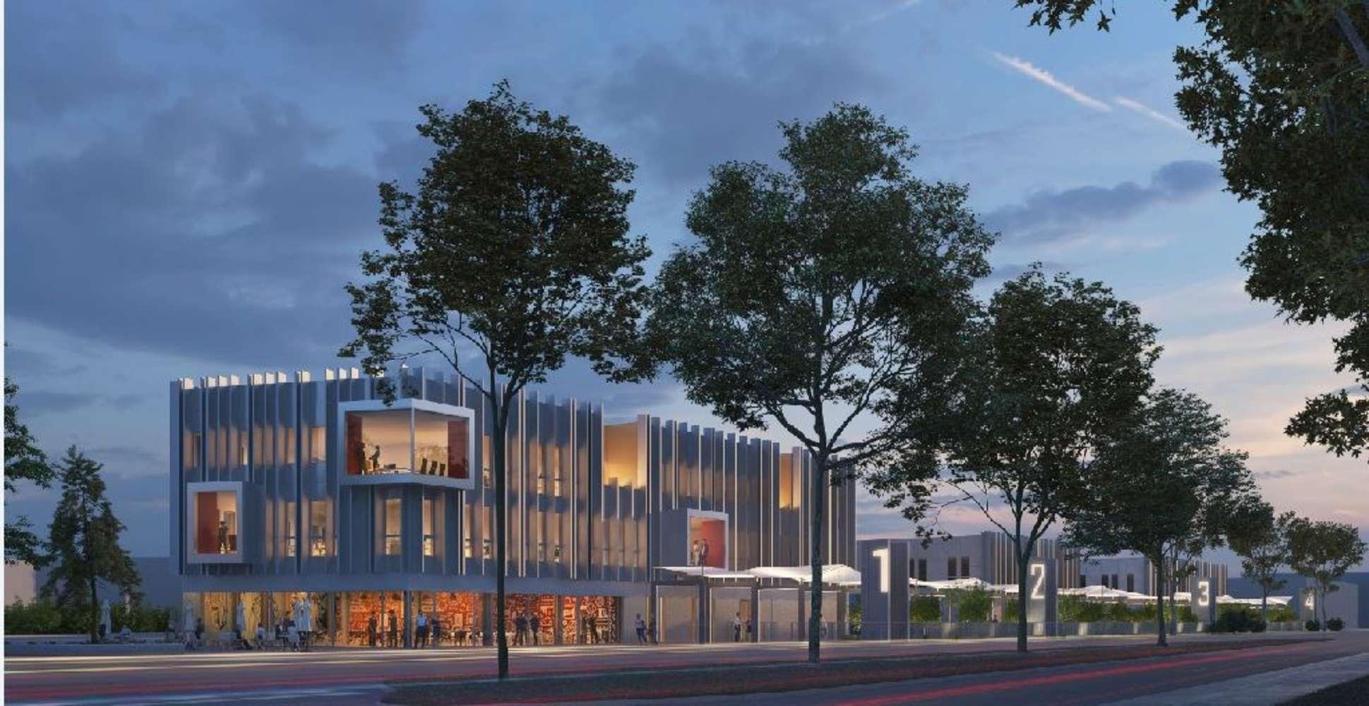 Activités/entrepôt Gonesse, 95500 - PARC D'ACTIVITES DE LA FONTAINE CYPIERRE - 10692261