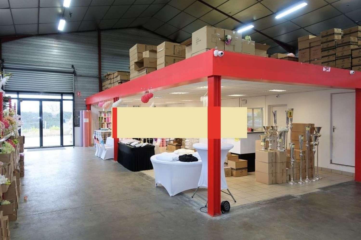 Activités/entrepôt Chassieu, 69680 - LOCATION ENTREPOT CHASSIEU - NEGOCE - 10692287