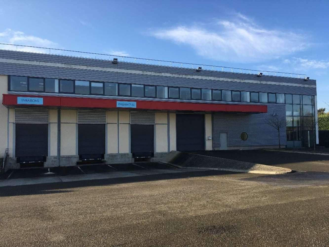 Activités/entrepôt Trappes, 78190 - IMMOPARC - LA PEPINIERE - 10703676