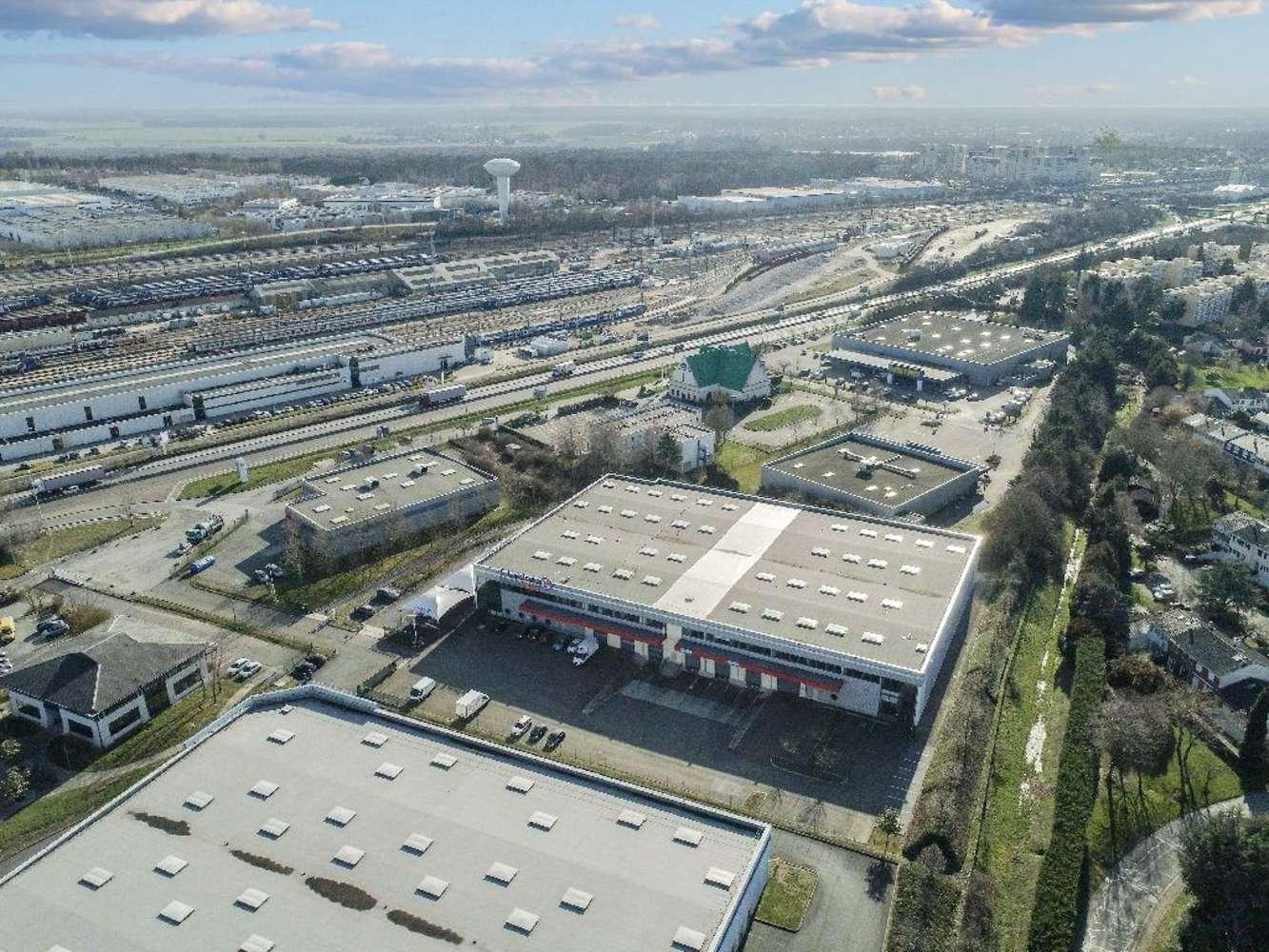 Activités/entrepôt Trappes, 78190 - IMMOPARC - LA PEPINIERE - 10703681
