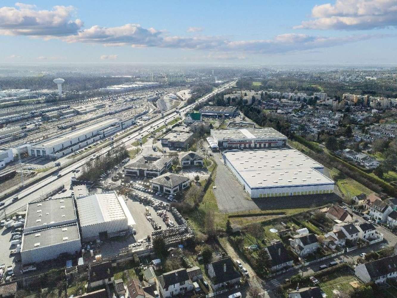 Activités/entrepôt Trappes, 78190 - IMMOPARC - LA PEPINIERE - 10703682