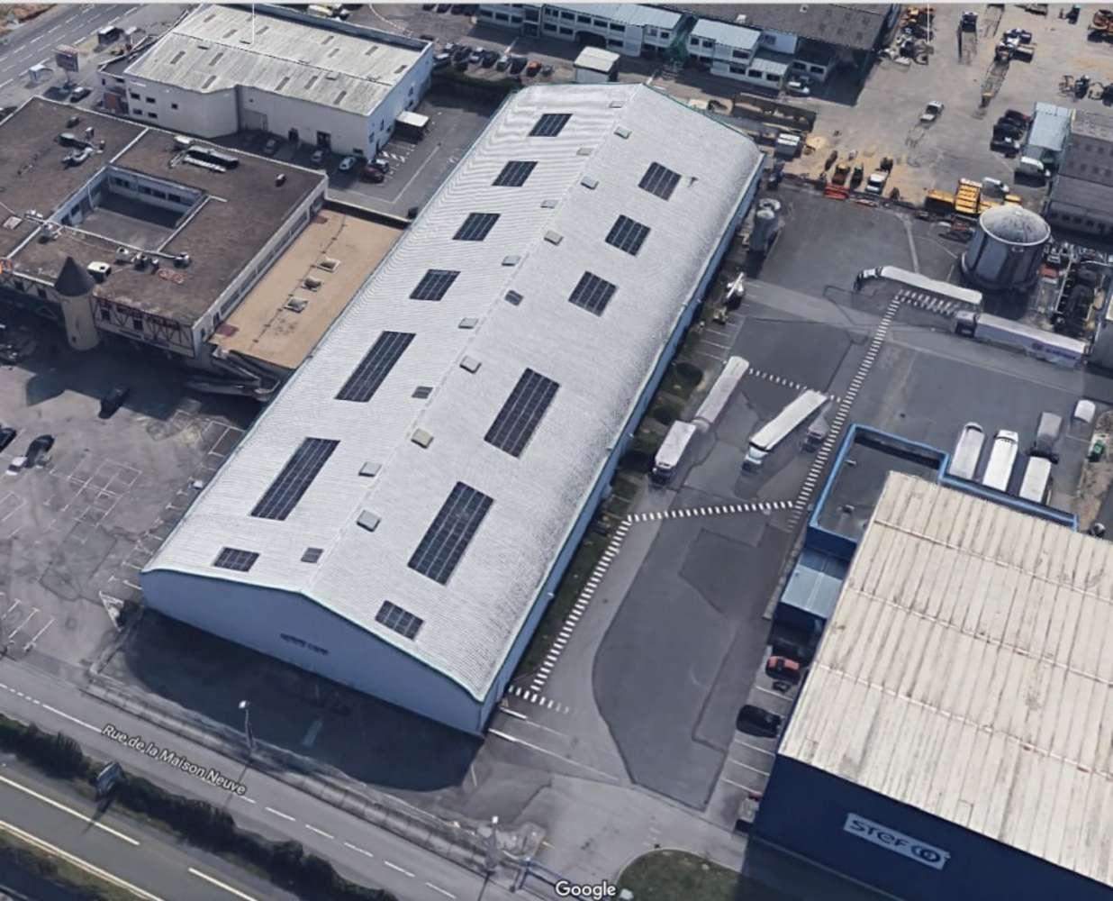 Activités/entrepôt St herblain, 44800 - 1. RUE DU CHENE LASSE - 10804416
