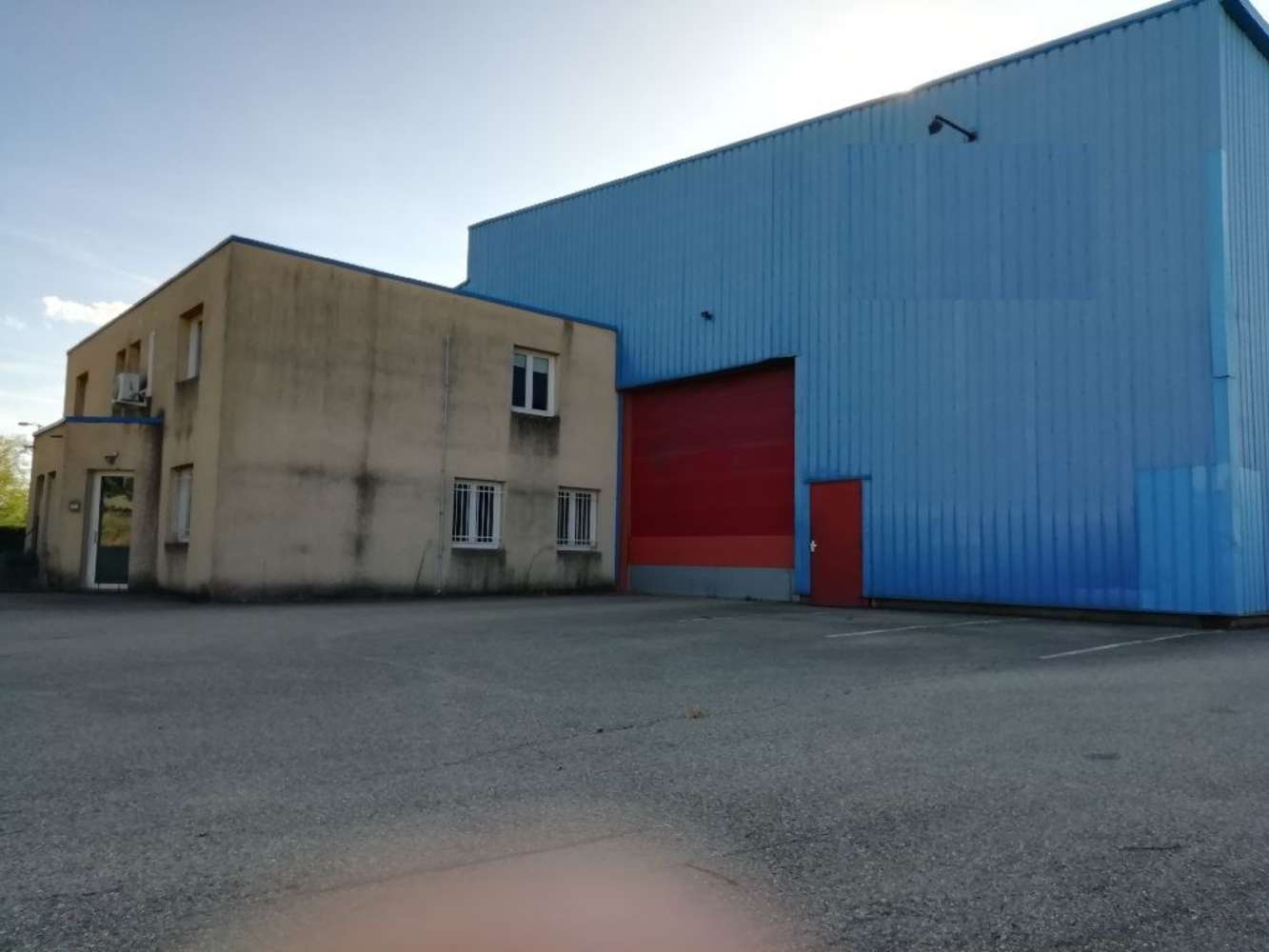 Activités/entrepôt Communay, 69360 -  ZAC VAL DE CHARVAS - 10815363