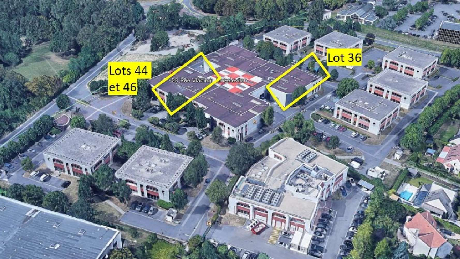 Activités/entrepôt Emerainville, 77184 - PARC D ACTIVITES MALNOUE - 10832713