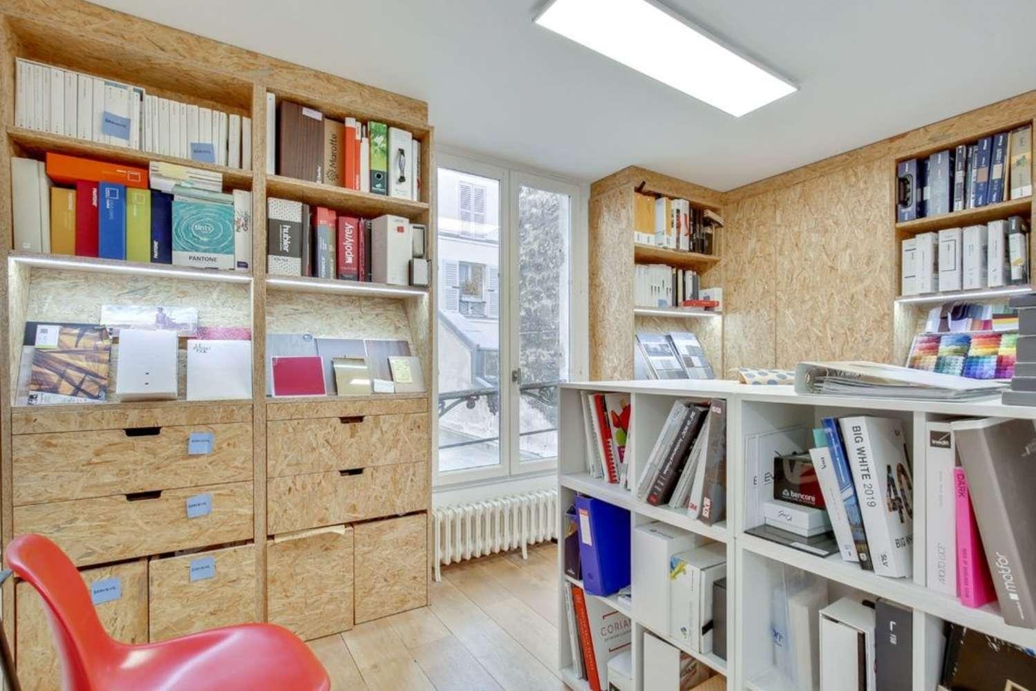 Bureaux Paris, 75009 - 61 RUE DE DUNKERQUE - 10838321