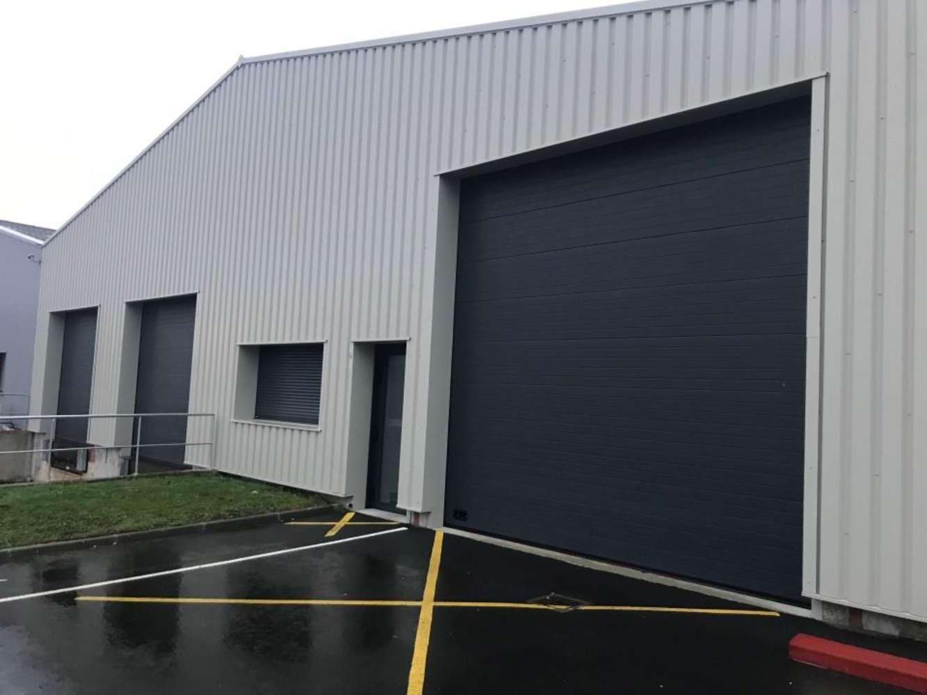 Activités/entrepôt Vern sur seiche, 35770 - 6 RUE DU BOURIDEL - 10856030