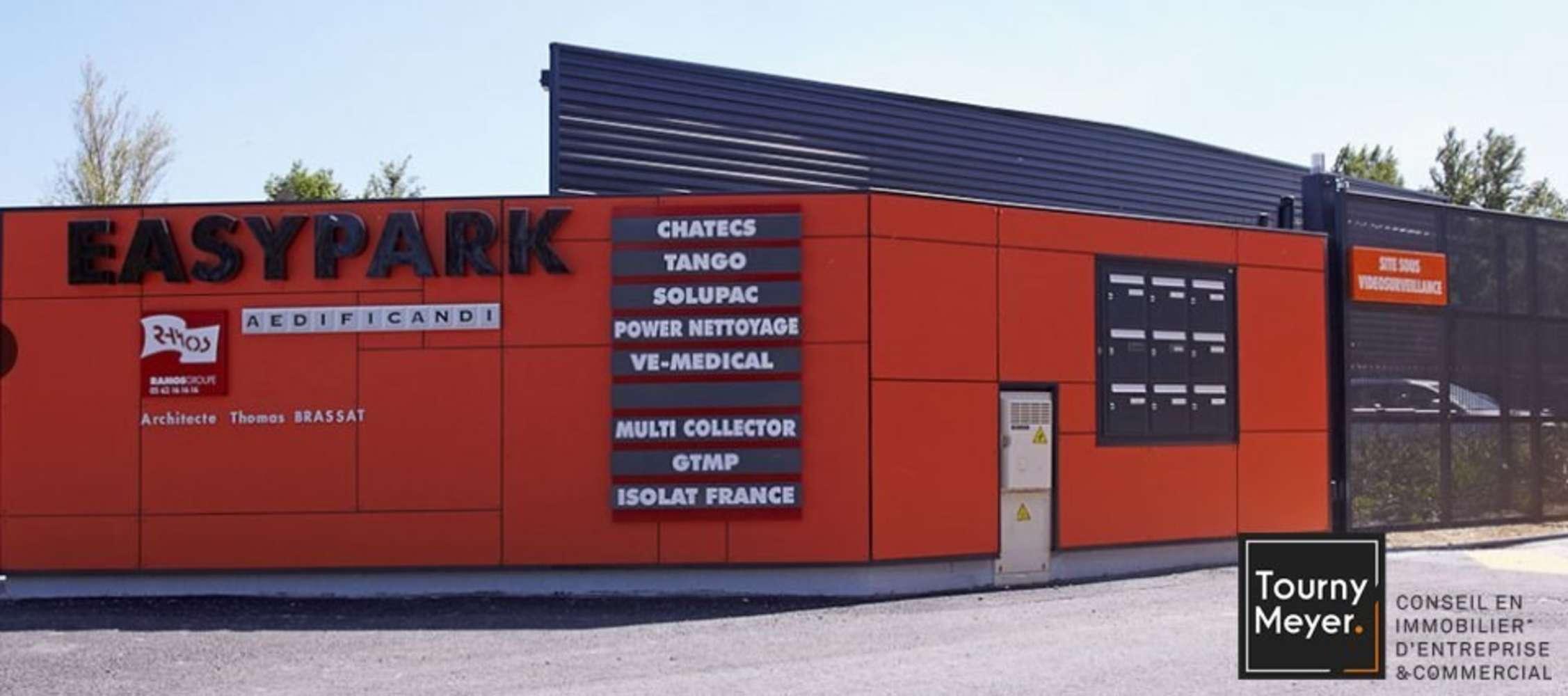 Activités/entrepôt Montrabe, 31850 - 10 ALLEE DE LONGUETERRE - 10856042