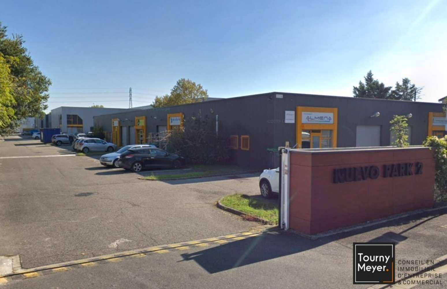 Activités/entrepôt Toulouse, 31100 - 58 CHEMIN DU CHAPITRE - 10856045