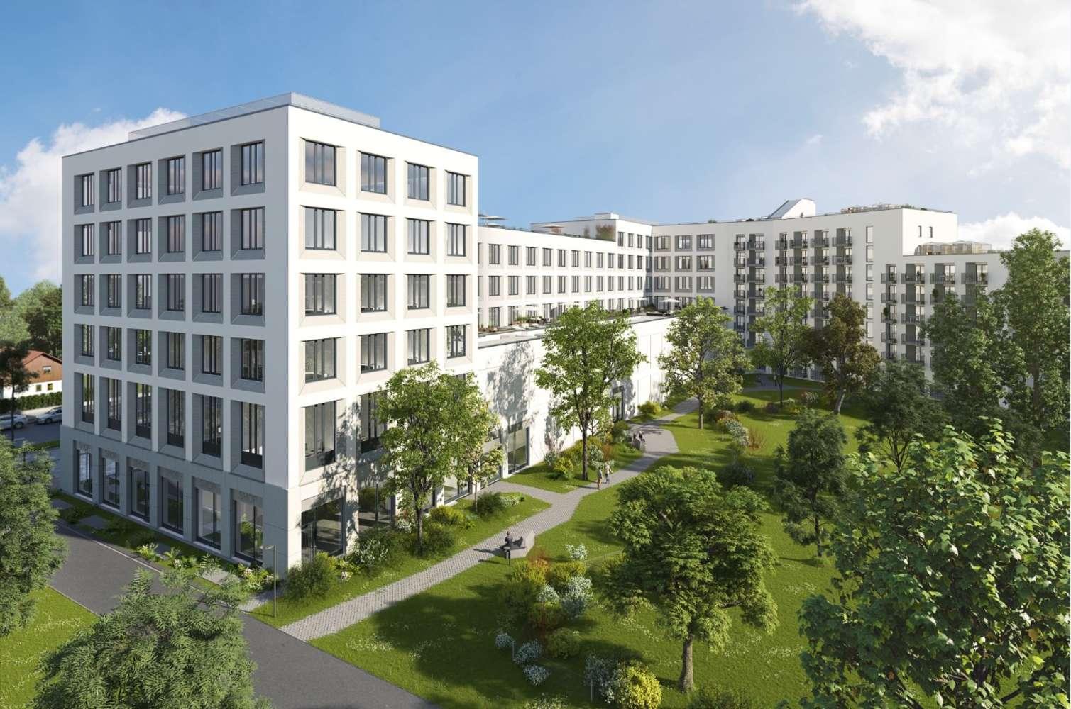Büros München, 81379 - Büro - München, Thalk.Obersendl.-Forsten-Fürstenr.-Solln - M1205 - 10869844