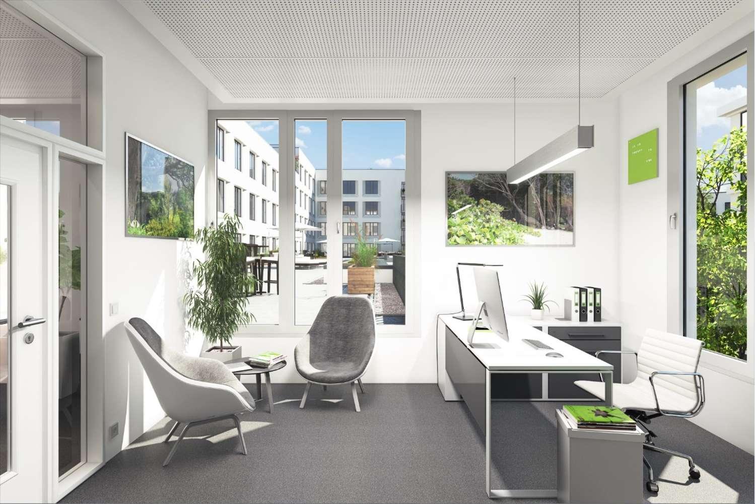 Büros München, 81379 - Büro - München, Thalk.Obersendl.-Forsten-Fürstenr.-Solln - M1205 - 10869843