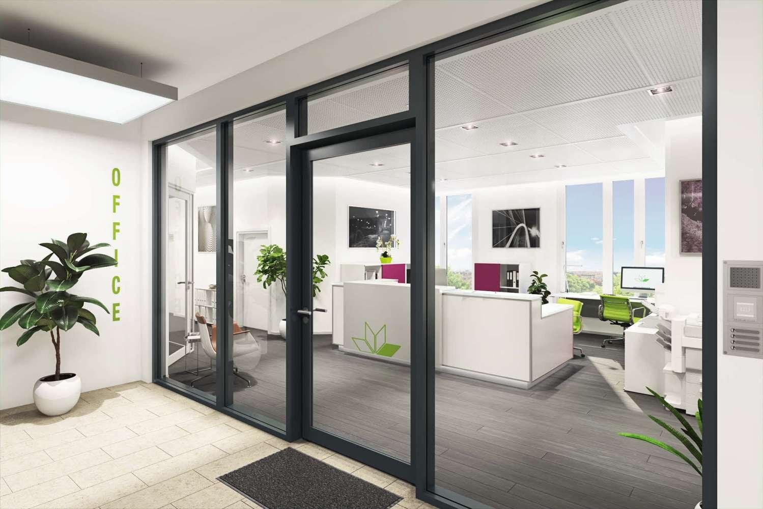 Büros München, 81379 - Büro - München, Thalk.Obersendl.-Forsten-Fürstenr.-Solln - M1205 - 10869847