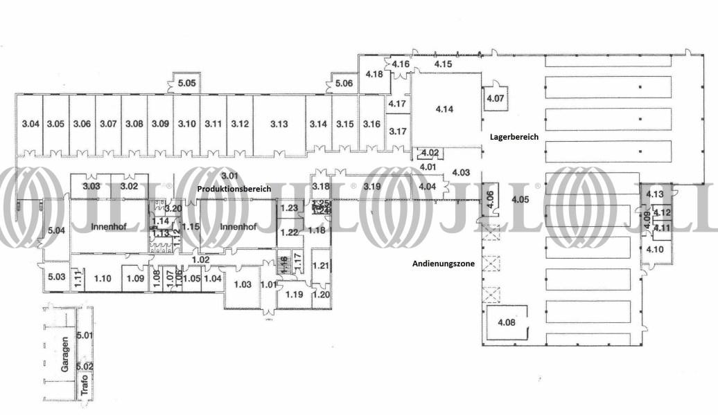 Hallen-Groß-Zimmern Grundriss I0073 1