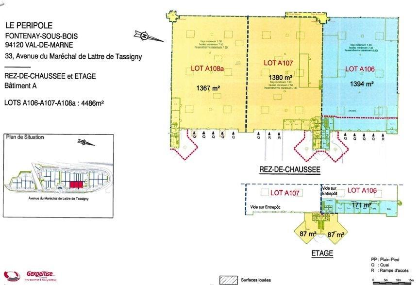 Activit louer 94120 fontenay sous bois 650 jll - Office du tourisme fontenay sous bois ...