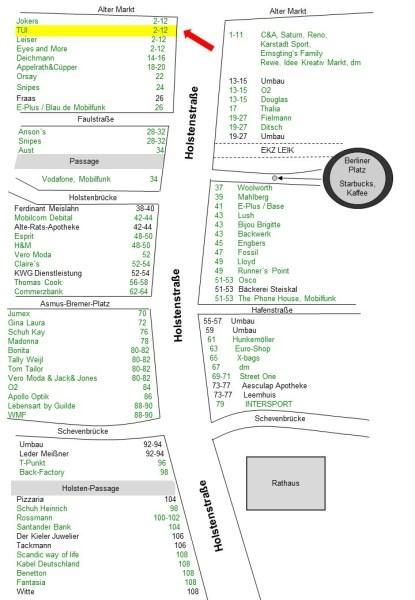 Einzelhandel Miete Kiel StraßenlaufE0572 1