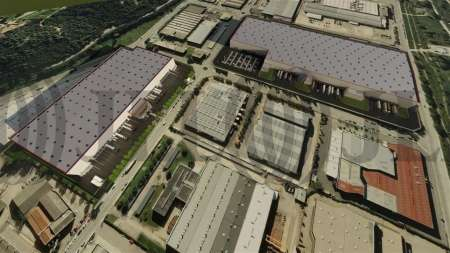 B0415 - PI Segro Logistics Park II - Industrial or Lógistico, alquiler 2