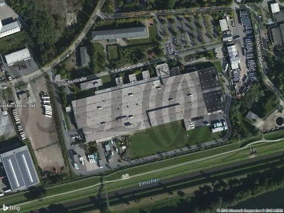 Produktionshalle Gelsenkirchen foto I0282 1