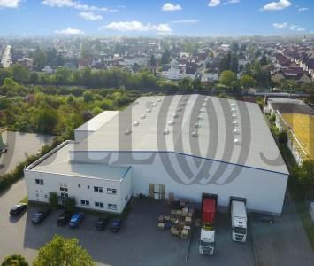 Lagerhalle Biebesheim am Rhein foto I0272 1
