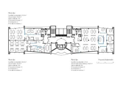 Edificio ARCIS - Oficinas, alquiler 1