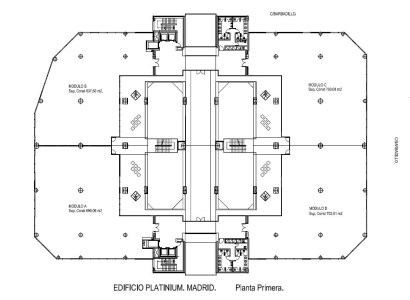 Edificio B - Oficinas, alquiler 1