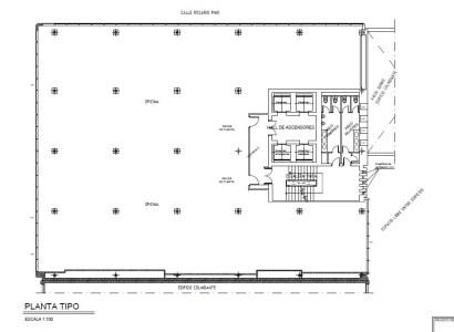 Pº CASTELLANA 165 - Oficinas, alquiler 1