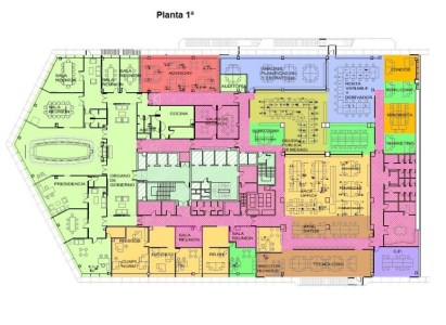 Pº CASTELLANA 89 - Oficinas, alquiler 1