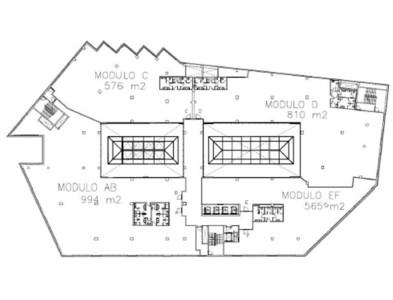 EL TRIANGLE - Oficinas, alquiler 1
