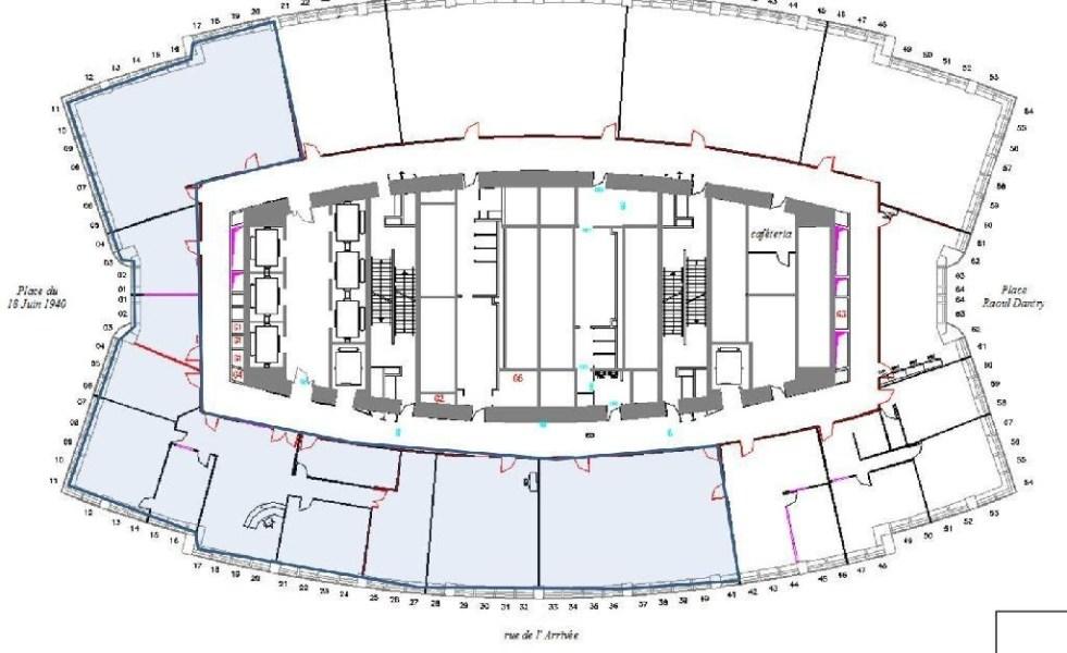 bureaux louer tour montparnasse 75015 paris 52941 jll. Black Bedroom Furniture Sets. Home Design Ideas