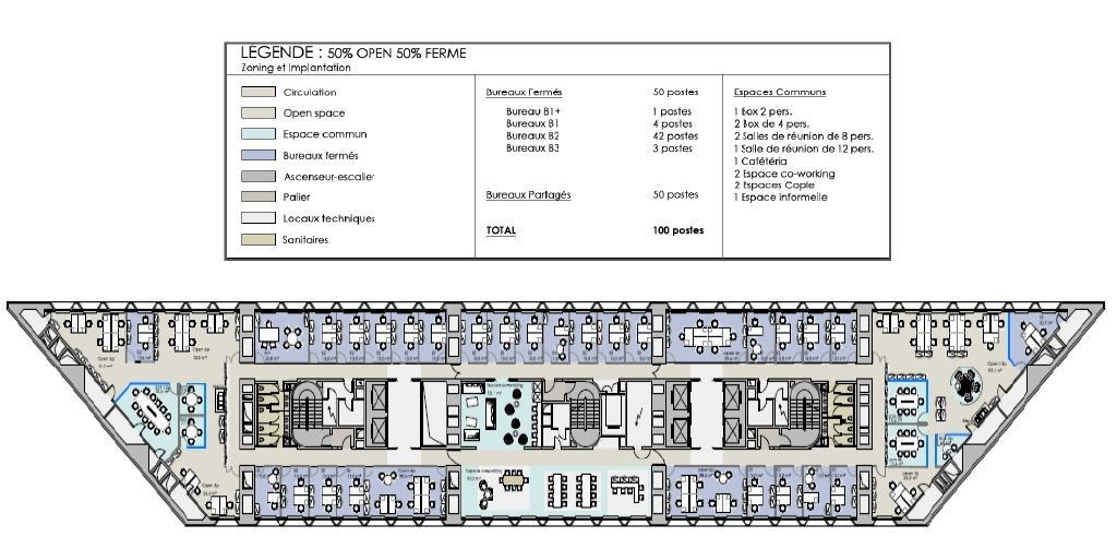 bureaux louer la grande arche 92800 puteaux 27084 jll. Black Bedroom Furniture Sets. Home Design Ideas