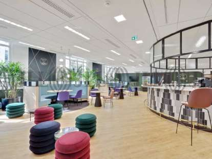 Location de bureaux en coworking à paris rive gauche jll