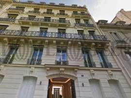 Bureaux à louer à PARIS 75116 - 8 AVENUE D'EYLAU 1