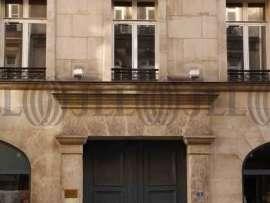 Bureaux à louer à PARIS 75008 - 3 RUE CHAUVEAU LAGARDE 1