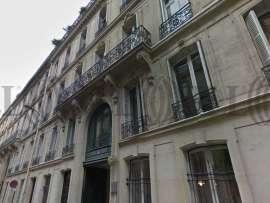 Bureaux à louer à PARIS 75008 - 9 RUE LINCOLN 1