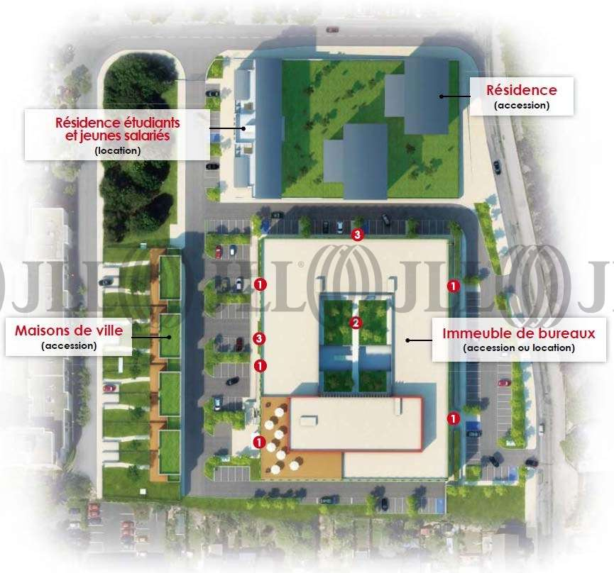 Bureaux Reims, 51100 - POLIDROME - 488724