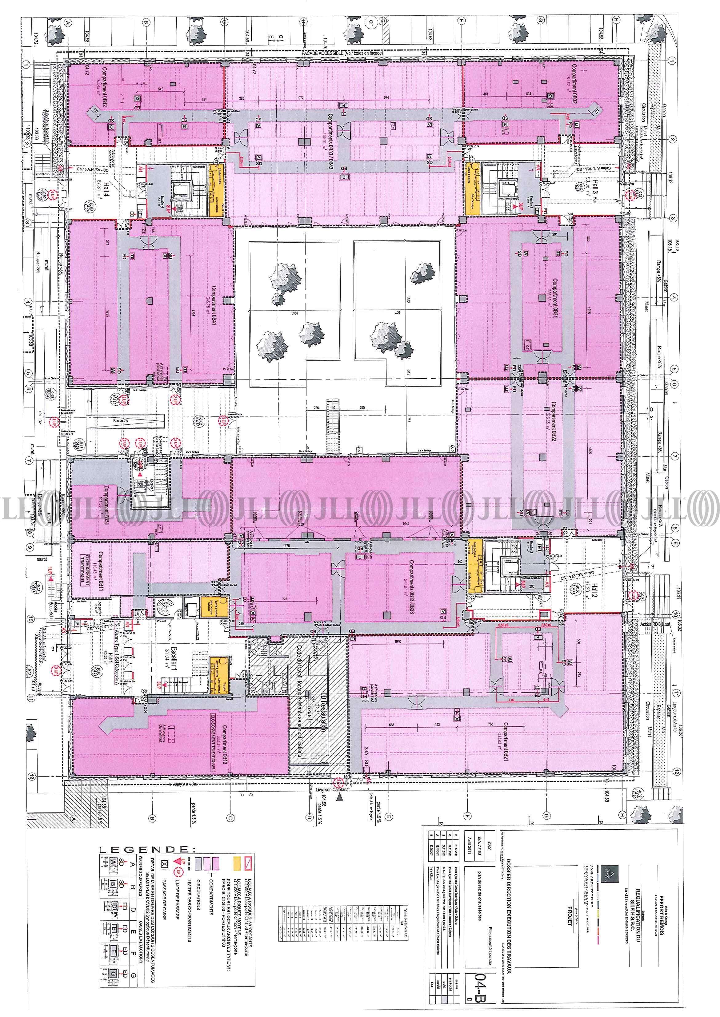 Bureaux Reims, 51100 - POLIDROME - 488615