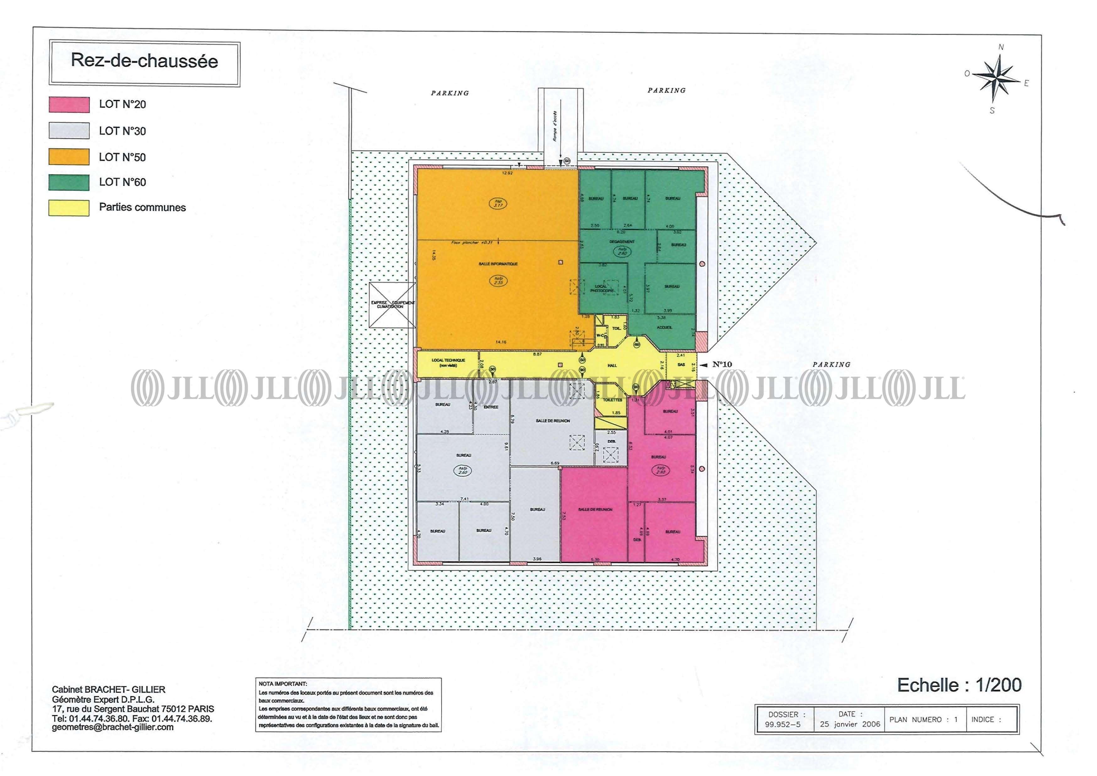 Bureaux Reims, 51100 - 8 ET 10 ALLÉE RENÉ FONCK - 488602