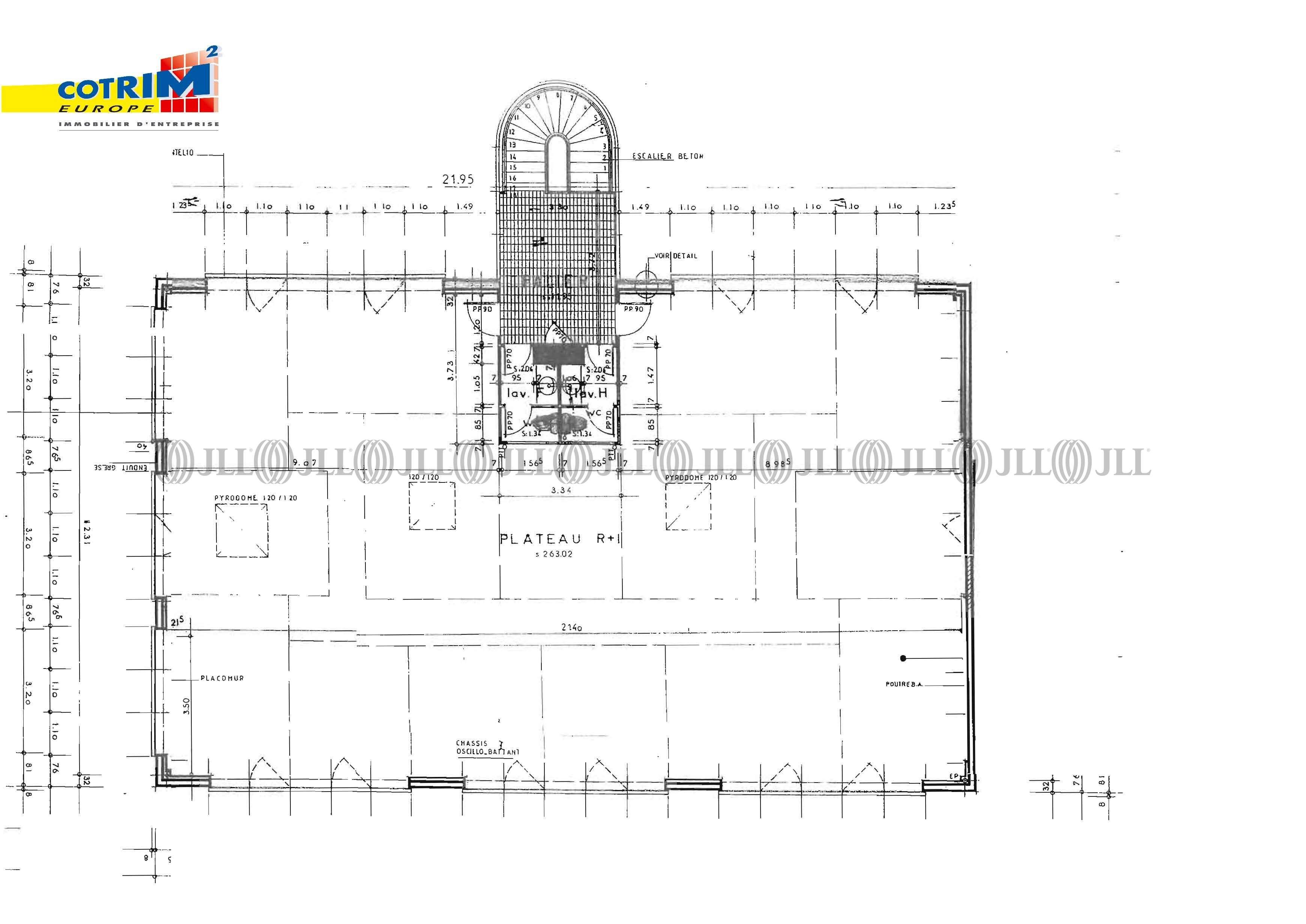 Bureaux Reims, 51100 - CENTRE D'AFFAIRES SANTOS DUMONT - 488740