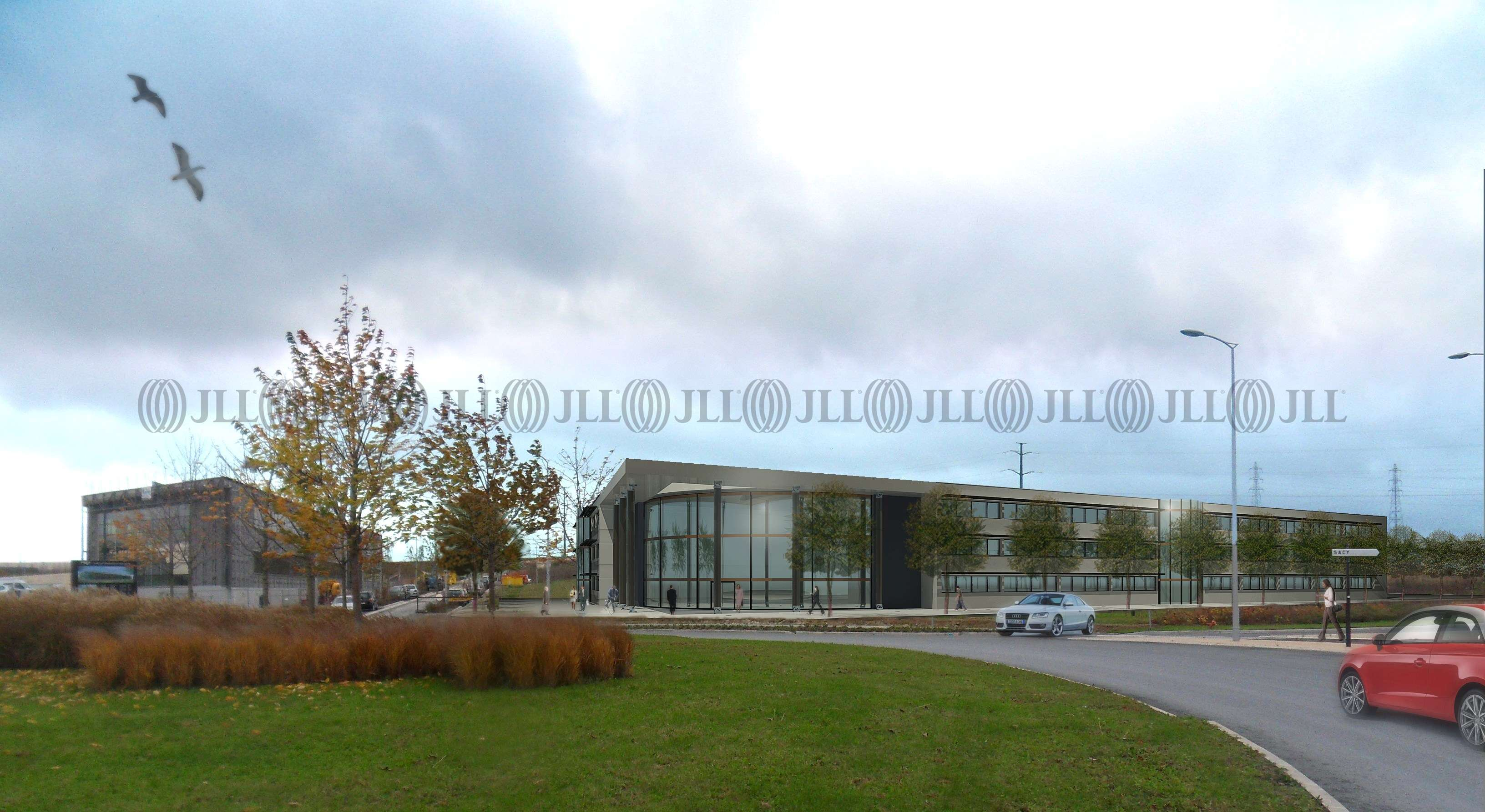 Bureaux Bezannes, 51430 - BEZANNES EUROPE - 488600