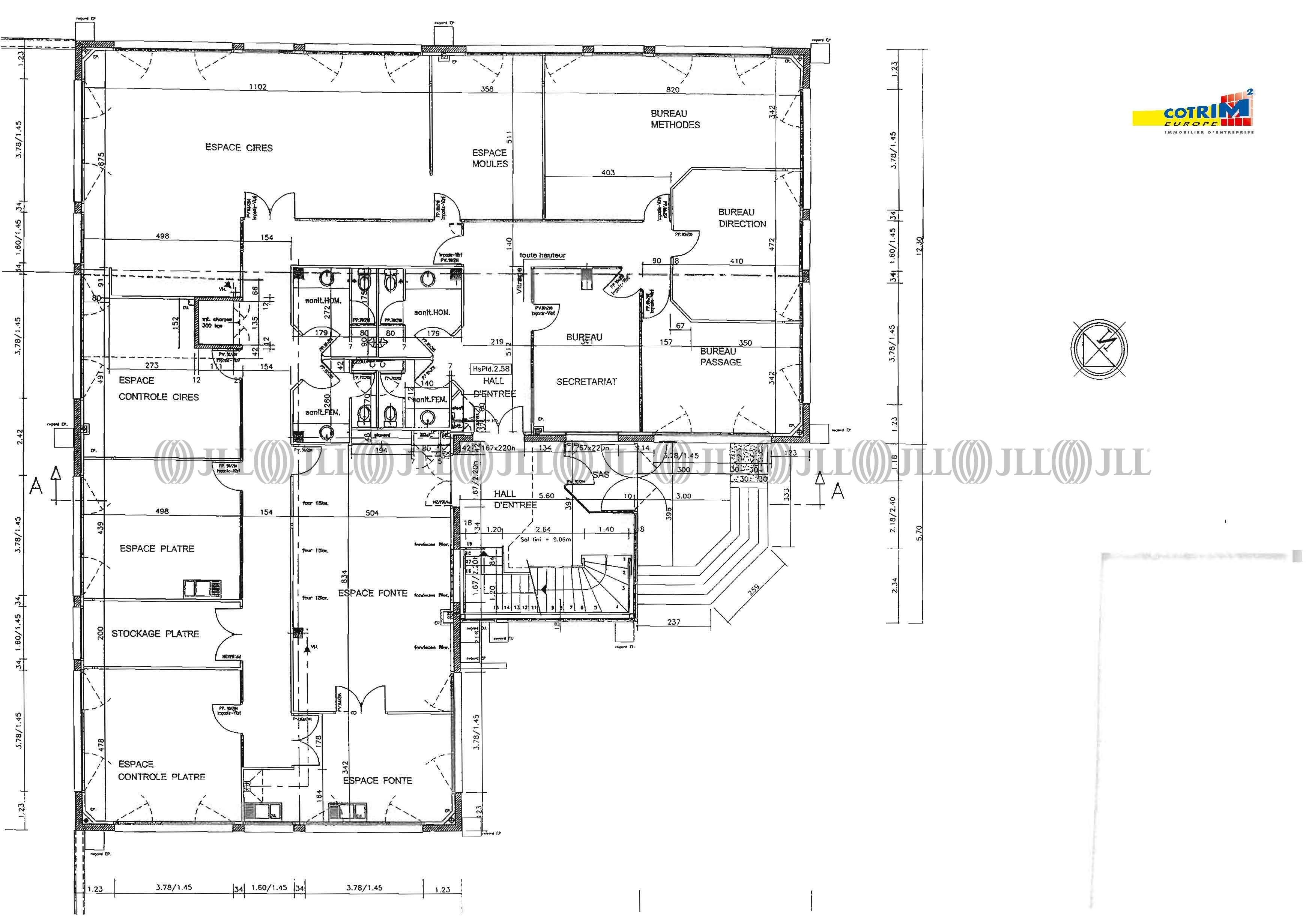 Bureaux Reims, 51100 - RUE CLÉMENT ADER - 488672