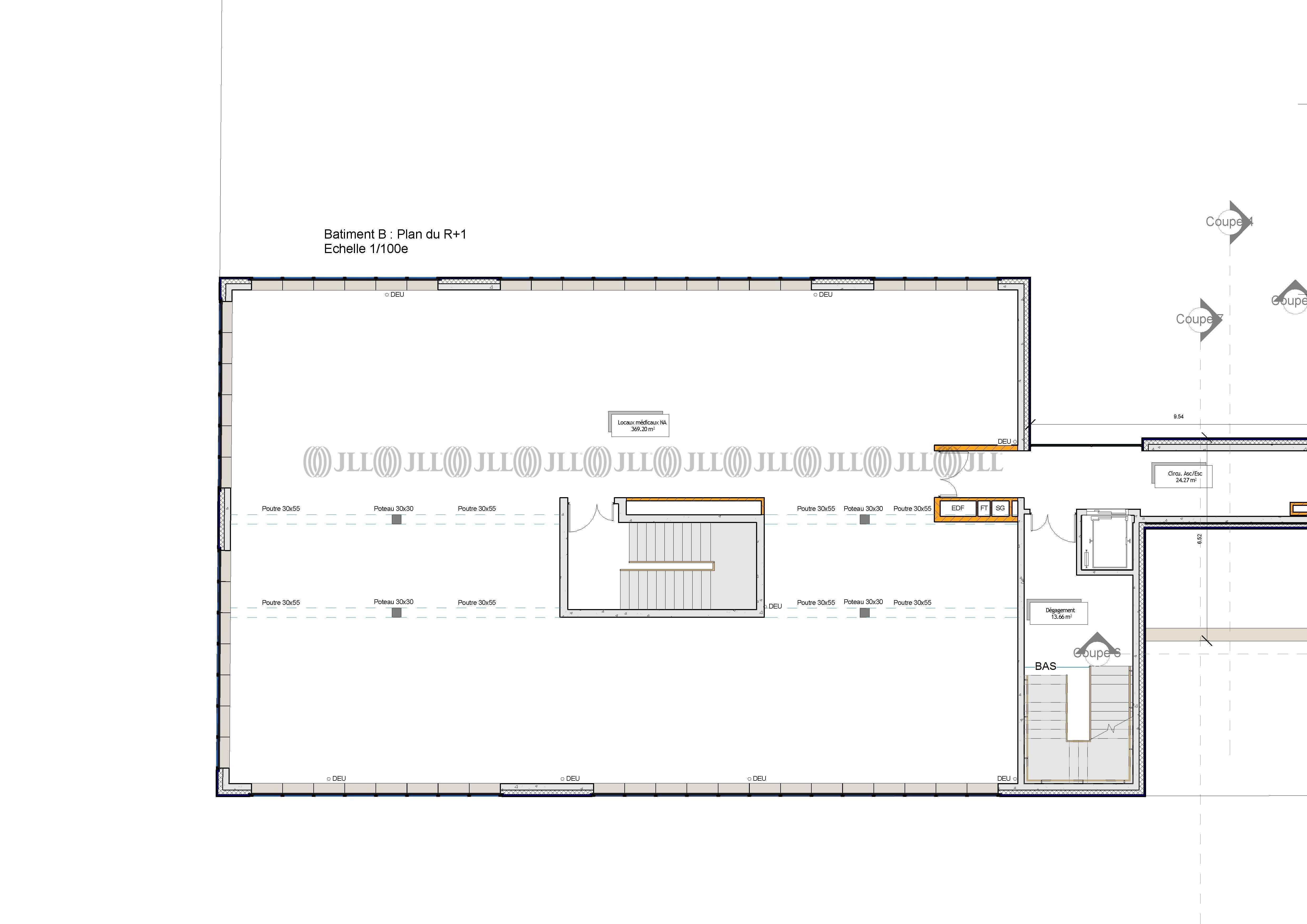 Bureaux Bezannes, 51430 - HIPPOCRATE - 488752