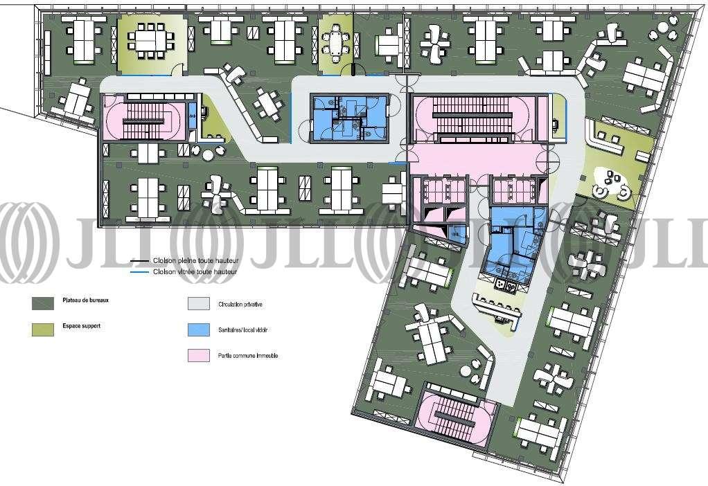 Bureaux Lyon, 69007 - GREEN OFFICE LINK - 9457096