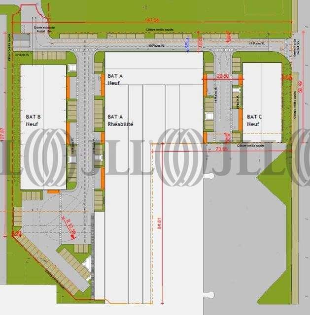 Activités/entrepôt Corbas, 69960 - Parc Montmartin - Entrepot à vendre Lyon - 9454199