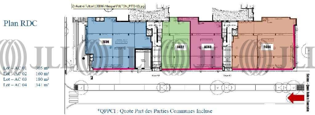 Bureaux Vitry sur seine, 94400 - LES DOCKS DU PORT A L'ANGLAIS - 9449625